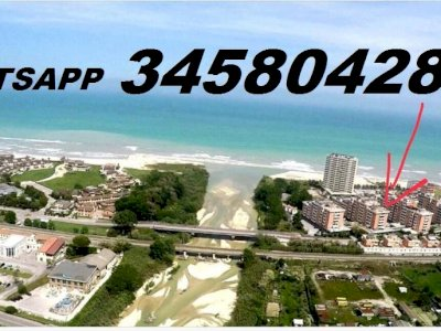 vendo/permuto 1 appartamento fronte mare nelle marche
