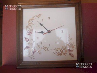 Orologio da parete  (Idea regalo)