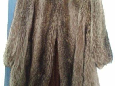 pelliccia in marmotta