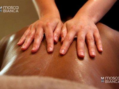 Massaggio Rilassante nel lettino a Follonica