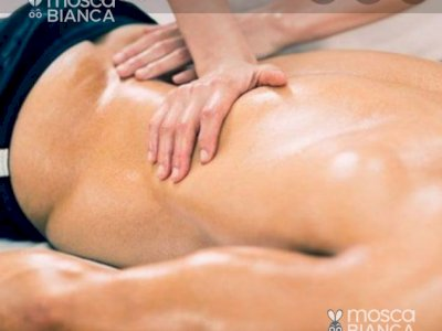 Massaggiatore esperto ed innovativo