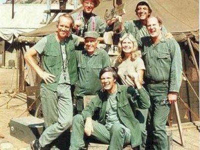 M.A.S.H serie tv - (1972-83)