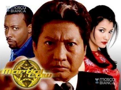 Più forte ragazzi (Martial Law) - 1998-2000 serie tv completa