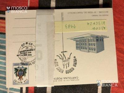 284 cartoline e buste di San Marino