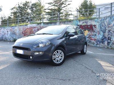 Fiat Punto 1.3 MJT 75cv 5 Porte Lounge NEOPATENTATI