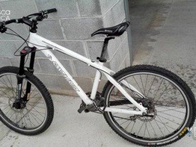 Vendo bici CHAMALEON SANTACRUZ taglia 42