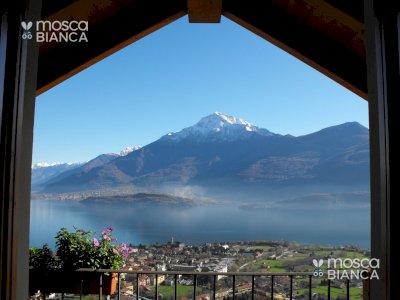 Bilocale sul lago di Como