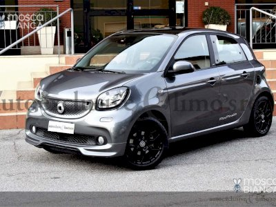 Smart Forfour Modello Passion