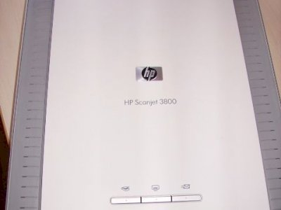 Scanjet HP 3800    pari al nuovo