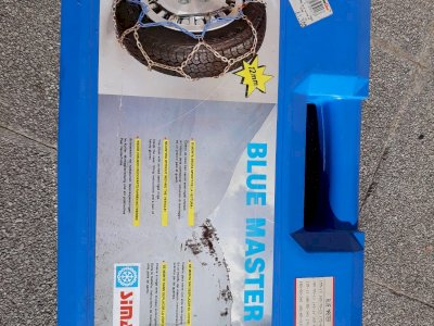 Catene da neve 12 mm Blue Master GR.40
