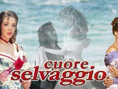 Cuore Selvaggio telenovela con Eduardo Palomo