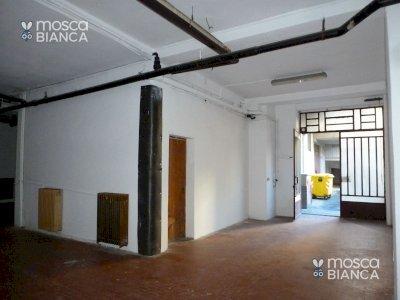 CUNEO, Via Q. Sella (angolo Corso G. Ferraris) - MAGAZZINO (o ampio GARAGE)