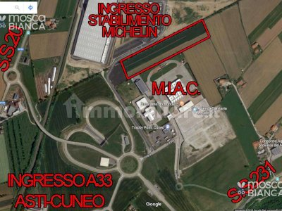 Terreni edificabili industriali