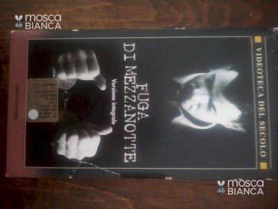 VHS FUGA DI MEZZA NOTTE
