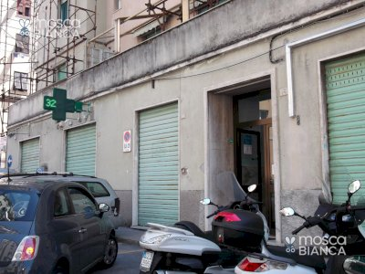 Muri locale commerciale, Via Terpi