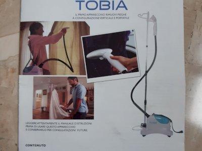 TOBIA apparecchio rimuovi pieghe nuovo