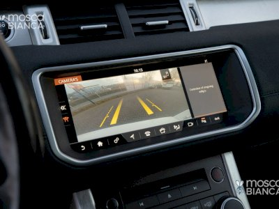 Land Rover Range Rover Evoque 2.0 TD4 Pure Keyless Camera