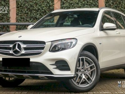 Mercedes-Benz GLC Classe 350e 4MATIC Business Solution AMG 155 kw hybride