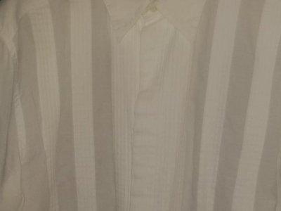 Camicia bianca cotone Versace uomo