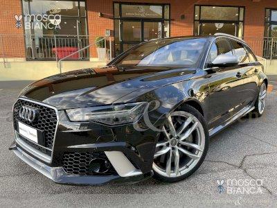 Audi RS6 Avant 4.0 TFSI Tiptronic CARBONCERAMICA