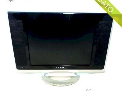"TV 15"" Logik LCX15LN4E No Telecomando - No Decoder - Si casse integrate"