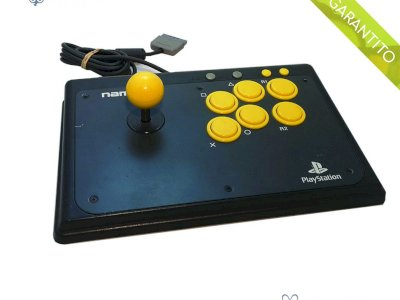 Controller Joystick NAMCO ARCADE STICK per Sony Playstation PS1