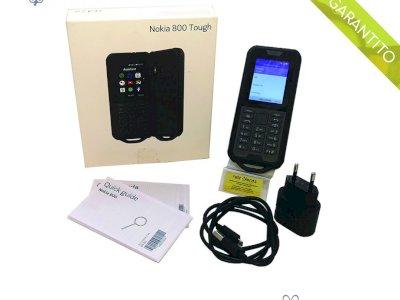 Nokia 800 Tough Impermeabile, Antiurto, Antipolvere