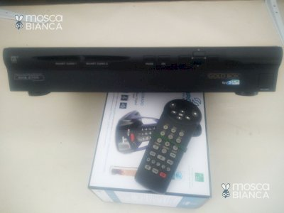 Decoder digitale Gold box smb 2700