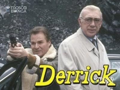L'ispettore Derrick tutte le 25 stagioni in DVD - Fritz Wepper
