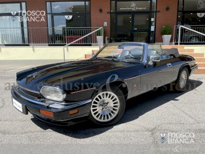 Jaguar XJS 6.0 cat Convertible V12