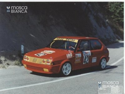 FIAT Ritmo 130 TC Abarth GR.A