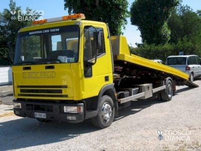 IVECO LKW/TRUCKS Eurocargo  100 E 15 Carroattrezzi