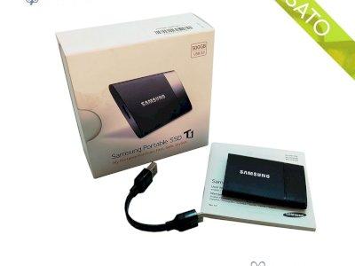 SSD Portatile Samsung T1 500Gb USB 3.0 MU-PS500B/EU