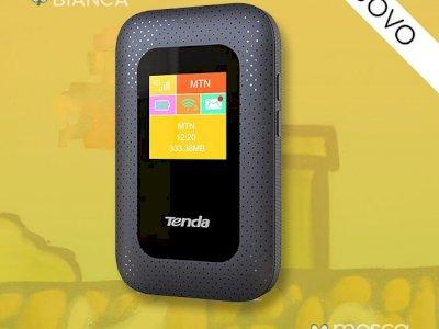 Ovetto Portatile Tenda 4G185 V2.0 Router Wi-Fi 4G LTE Cat4 150Mbp