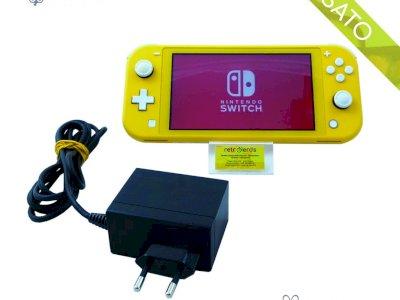 Nintendo Switch Lite Gialla BKEHDH001 - USATA