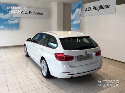 BMW 318 d Touring Sport