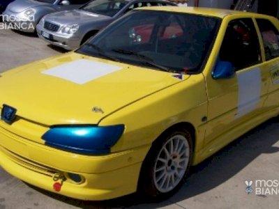 PEUGEOT 306 2.0i 16V GTI Gruppo A