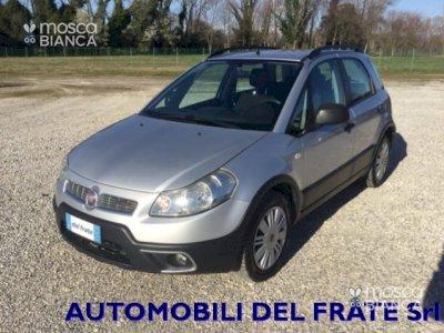 FIAT Sedici 2.0 MJT 16V DPF 4x2 Dynamic