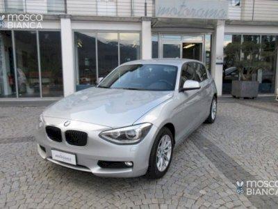 BMW 118 d 5p. Urban Euro5