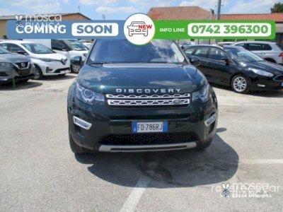 LAND ROVER Discovery Sport 2.0 TD4 150 CV HSE Luxury Aut. - 7 Posti