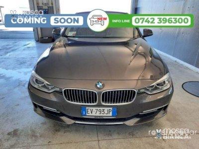 BMW 316 d Touring Luxury Aut.