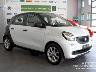 SMART ForFour electric drive Youngster