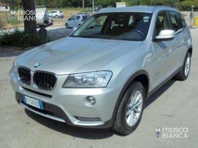 BMW X3 BMW X3 xDrive 20d Eletta NAVIG