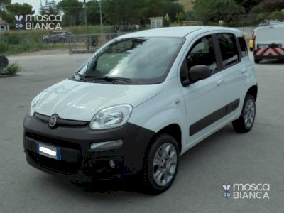 FIAT Panda 1.3 MJT 4X4 VAN