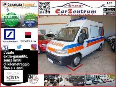 FIAT Ducato 10 2.8 diesel PC Ambulanza