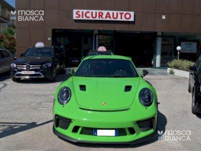 PORSCHE 991 911 4.0 GT3 RS