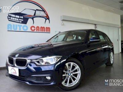BMW 320 d Touring Business Advantage aut. SERVICE BMW
