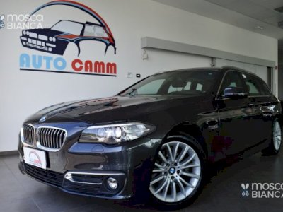 BMW 520 d Touring Luxury Aut. 190cv Euro 6B