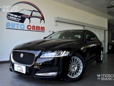 JAGUAR XF 2.0 D 180 CV aut. Prestige NAVI RETROCAMERA