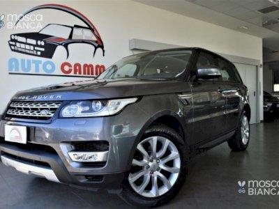 LAND ROVER Range Rover Sport 3.0 TDV6 HSE EURO 6 TELECAMERA 360° CLIMA 4 ZONE